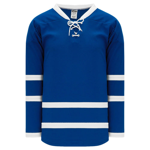 H550B-TOR518B Toronto Maple Leafs Blank Hockey Jerseys