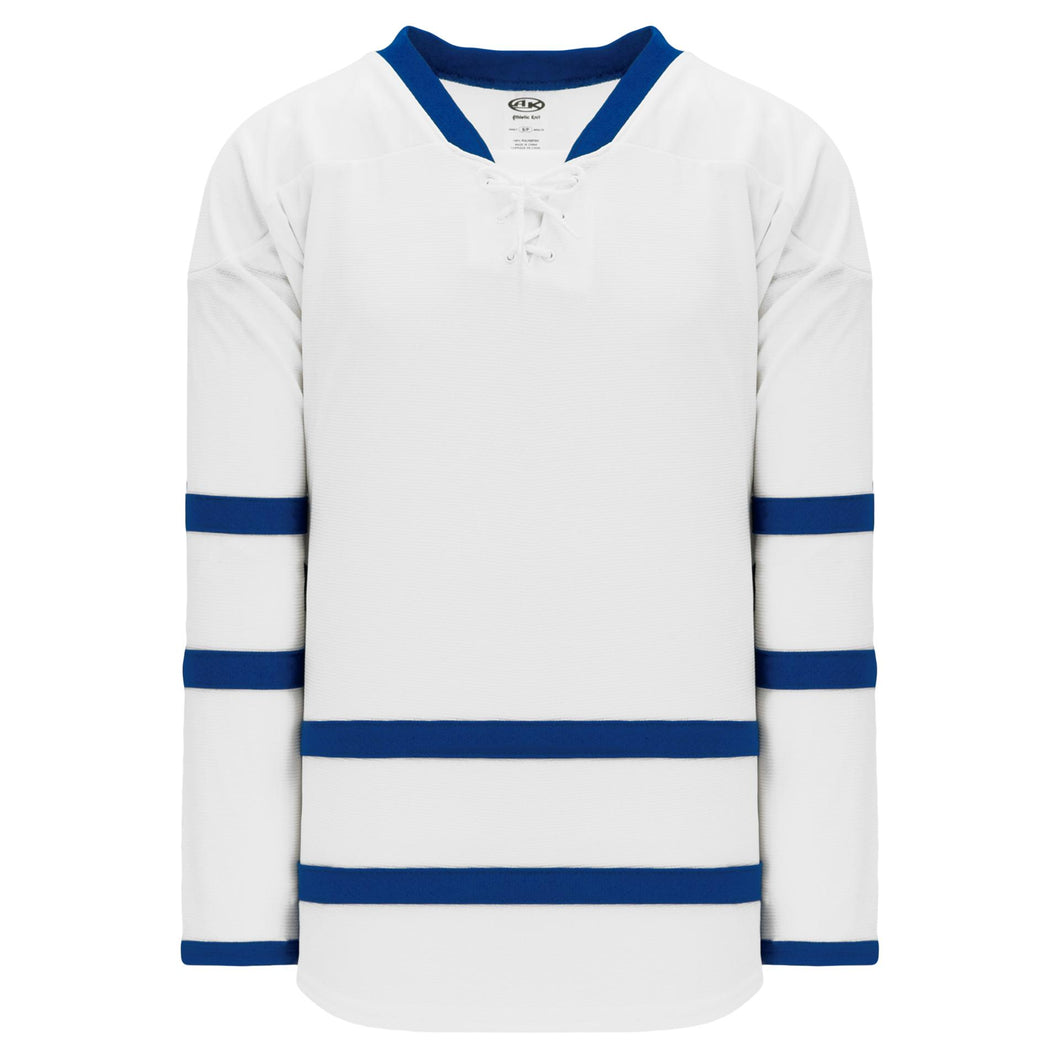 H550B-TOR519B Toronto Maple Leafs Blank Hockey Jerseys