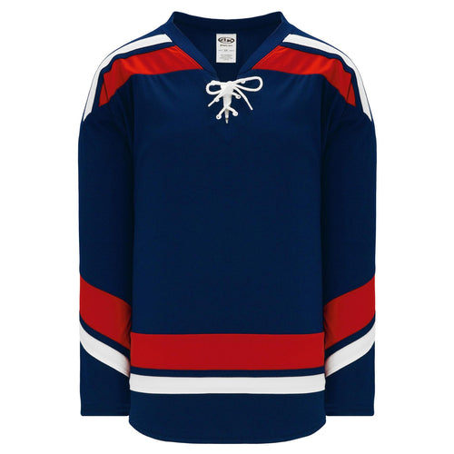 H550B-USA861B Team USA Blank Hockey Jerseys