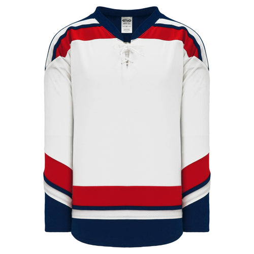 H550B-USA862B Team USA Blank Hockey Jerseys