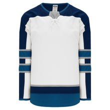 H550B-WIN725B Winnipeg Jets Blank Hockey Jerseys