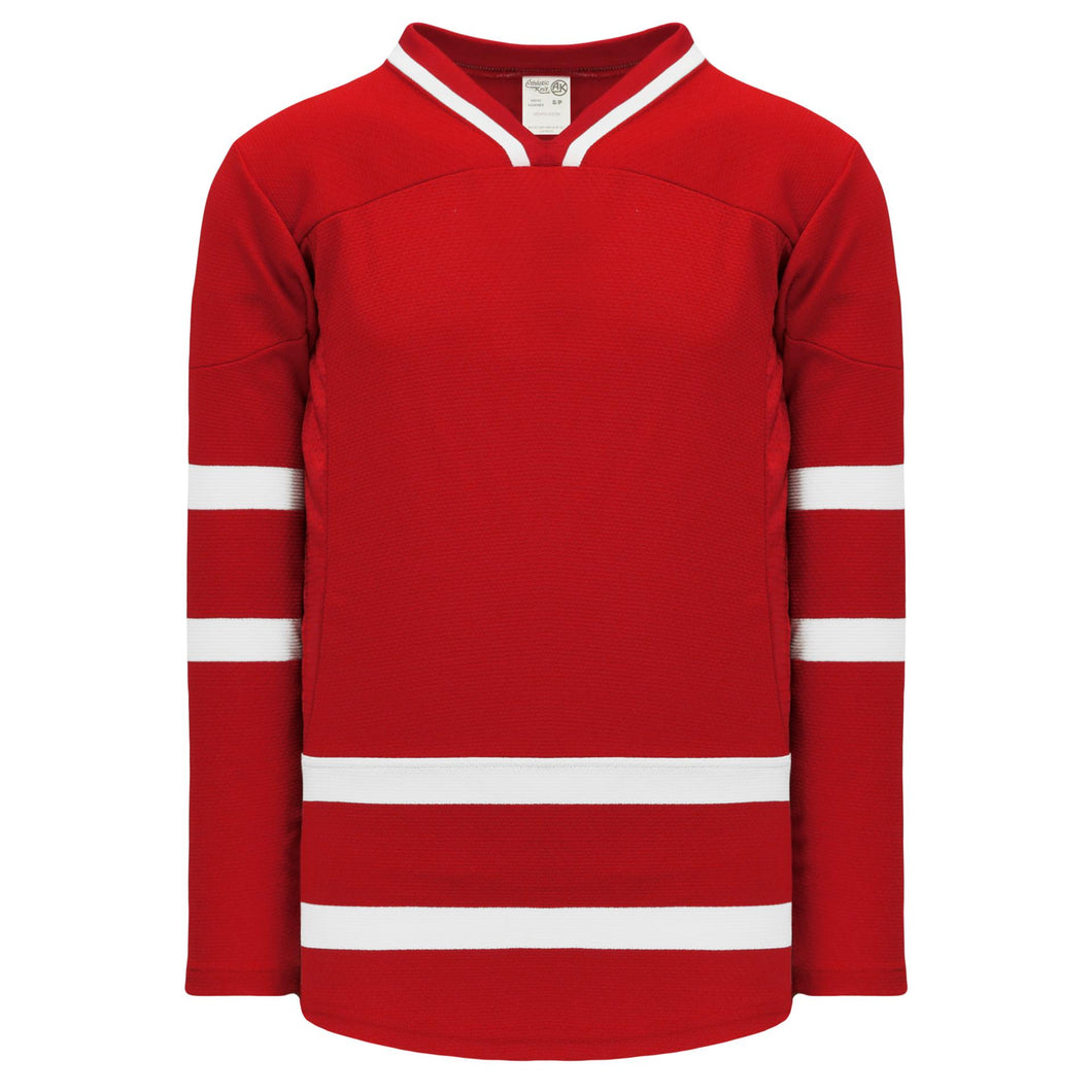 H550C-CAN802C Team Canada Blank Hockey Jerseys