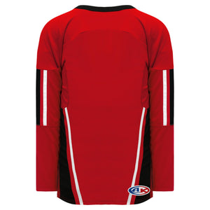 H550C-CAN840C Team Canada Blank Hockey Jerseys
