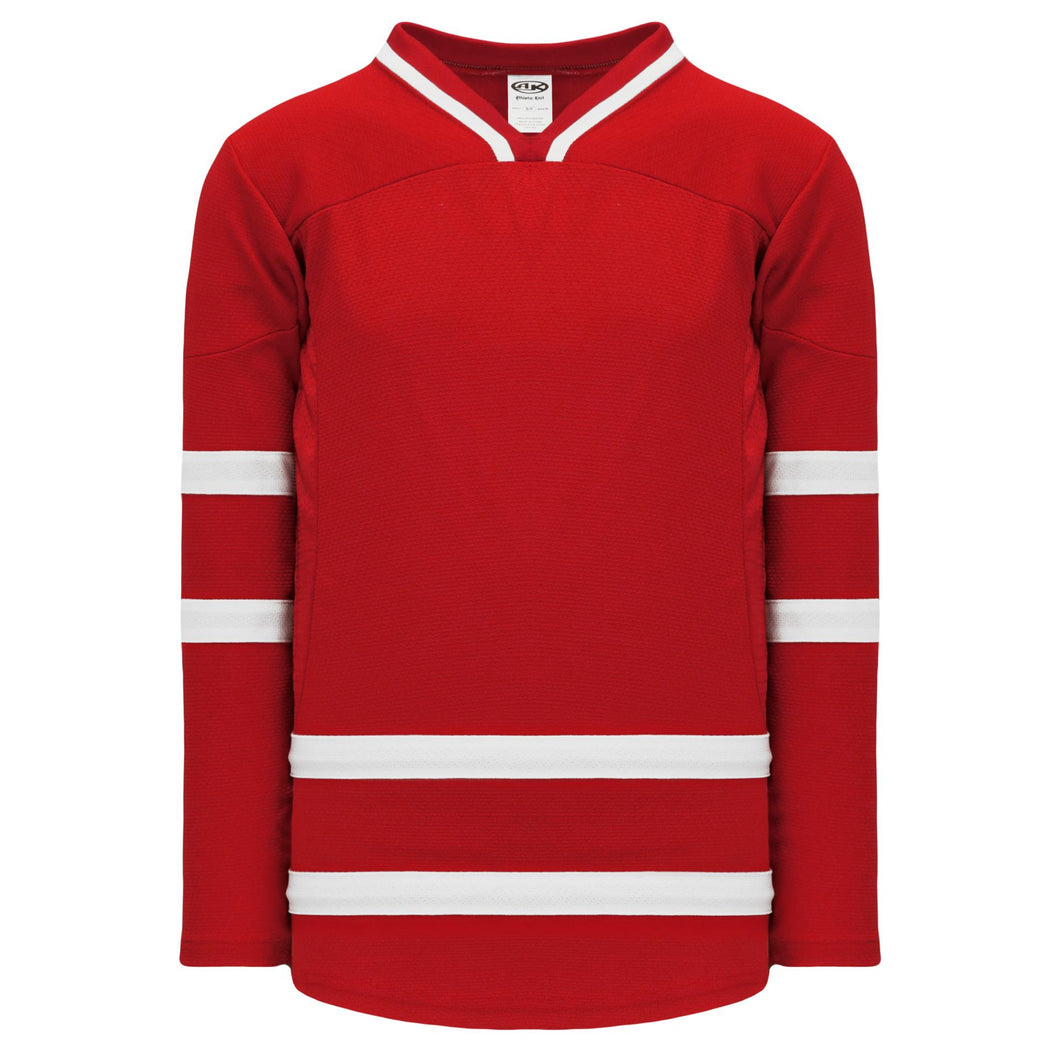 H550C-CAN875C Team Canada Blank Hockey Jerseys