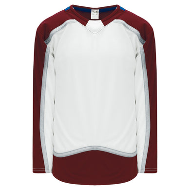 H550C-COL785C Colorado Avalanche Blank Hockey Jerseys