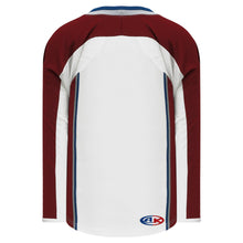 H550C-COL805C Colorado Avalanche Blank Hockey Jerseys