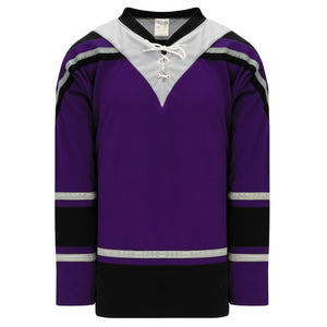 H550C-LAS953C Los Angeles Kings Blank Hockey Jerseys