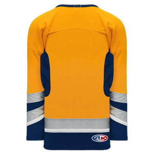 H550C-NAS673C Nashville Predators Blank Hockey Jerseys