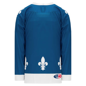 H550C-QUE852C Quebec Nordiques Blank Hockey Jerseys