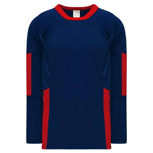H550C-USA830C Team USA Blank Hockey Jerseys