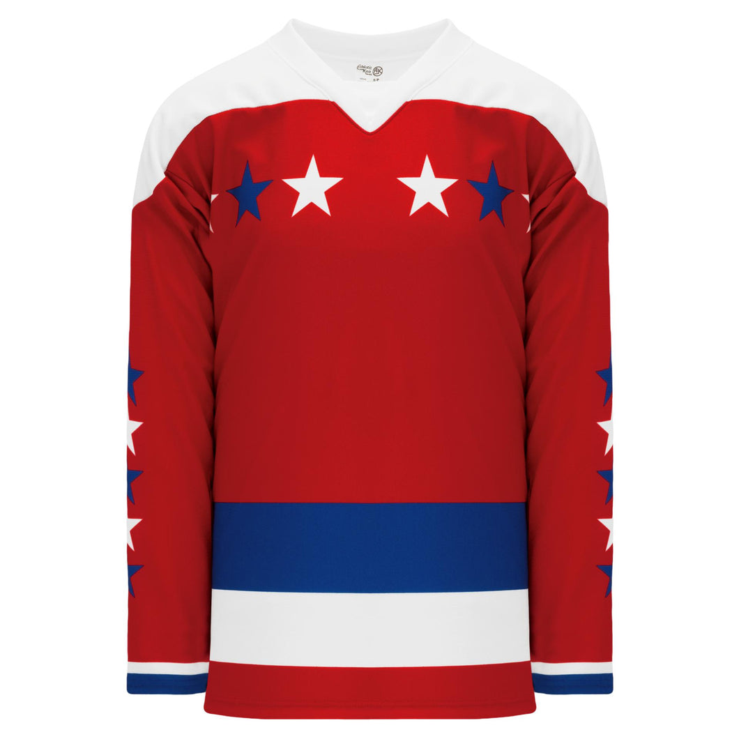 H550C-WAS916C Washington Capitals Blank Hockey Jerseys