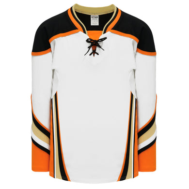 H550D-ANA539D Anaheim Ducks Blank Hockey Jerseys