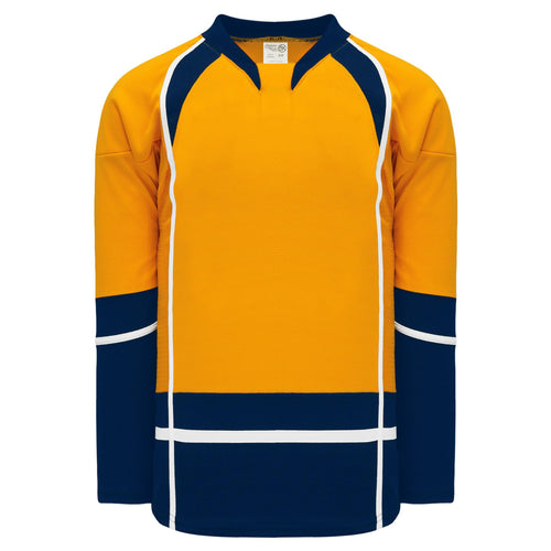 H550D-NAS873D Nashville Predators Blank Hockey Jerseys
