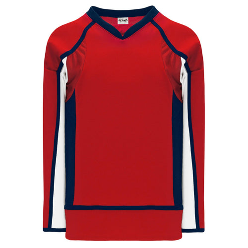 H550D-WAS806D Washington Capitals Blank Hockey Jerseys