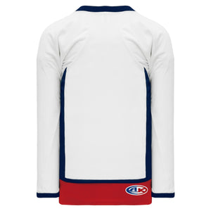 H550D-WAS807D Washington Capitals Blank Hockey Jerseys