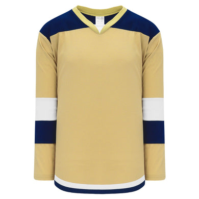 H7400-283 Vegas/Navy/White League Style Blank Hockey Jerseys