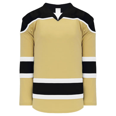 H7500-281 Vegas/Black/White League Style Blank Hockey Jerseys