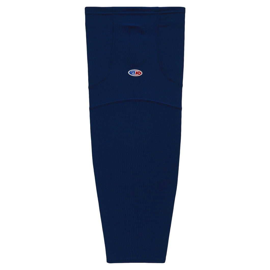 HS1100-004 Navy Hockey Socks