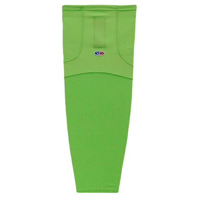 HS1100-031 Lime Green Hockey Socks
