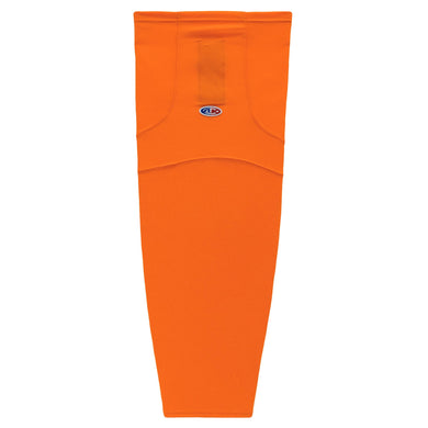 HS1100-064 Orange Hockey Socks