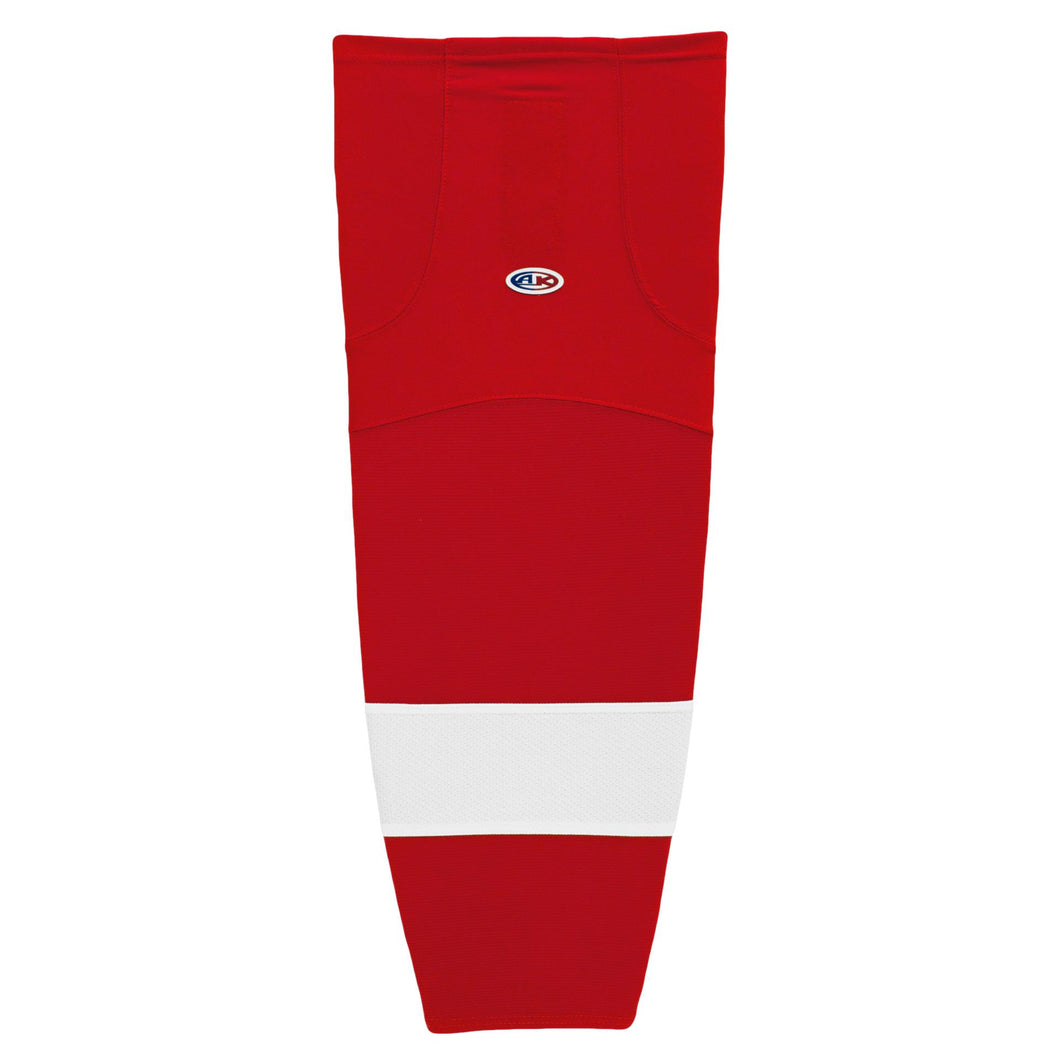 HS2100-202 Detroit Red Wings Hockey Socks