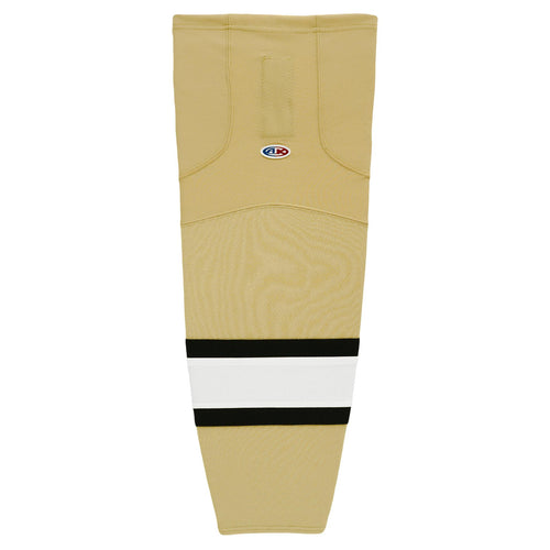 HS2100-281 Vegas/Black/White Hockey Socks