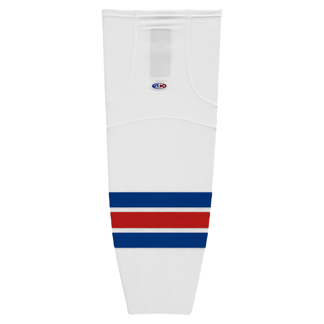 HS2100-313 New York Rangers Hockey Socks