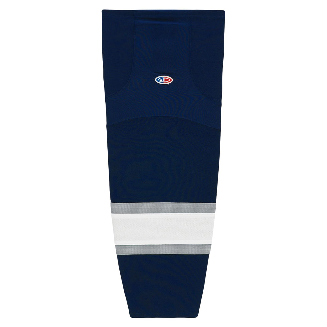 HS2100-370 Edmonton Oilers Hockey Socks