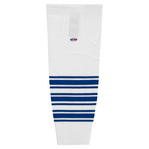 HS2100-505 Toronto Maple Leafs Hockey Socks