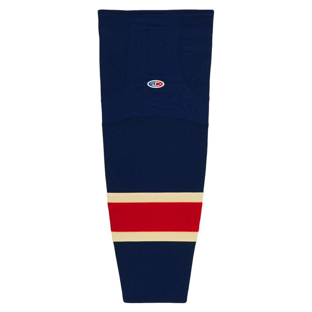 HS2100-512 New York Rangers Hockey Socks