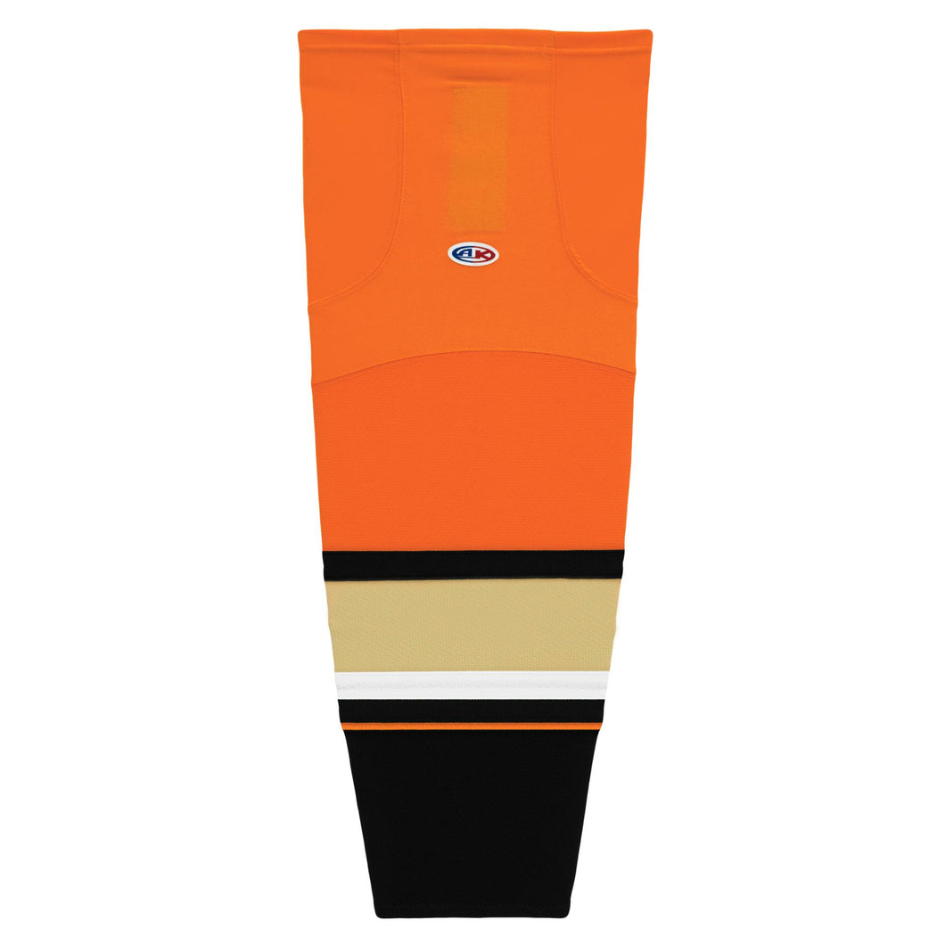 HS2100-538 Anaheim Ducks Hockey Socks