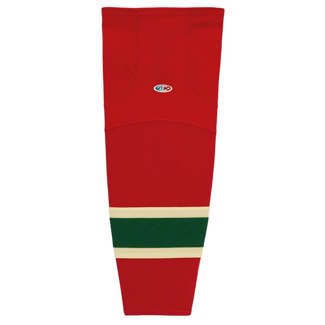 HS2100-564 Minnesota Wild Hockey Socks