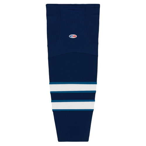 HS2100-595 Winnipeg Jets Hockey Socks