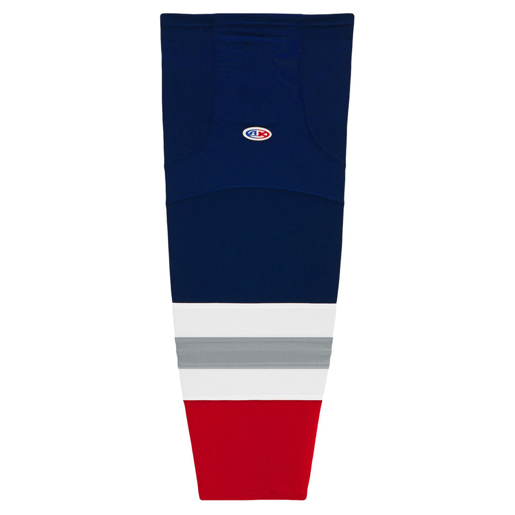 HS2100-612 New York Rangers Hockey Socks
