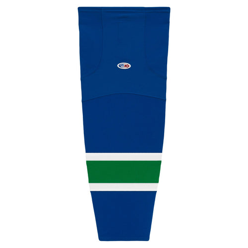 HS2100-622 Vancouver Canucks Hockey Socks