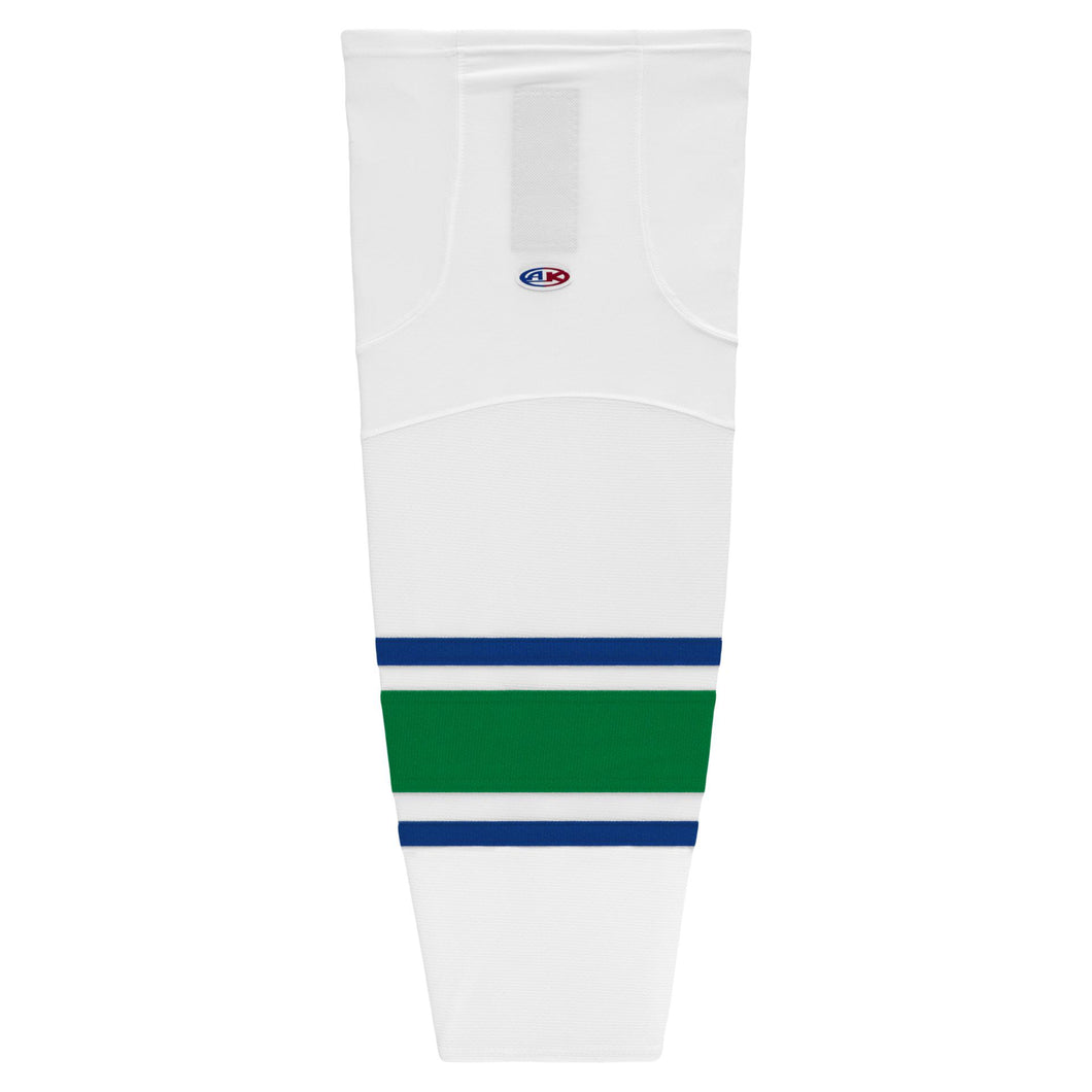 HS2100-623 Vancouver Canucks Hockey Socks