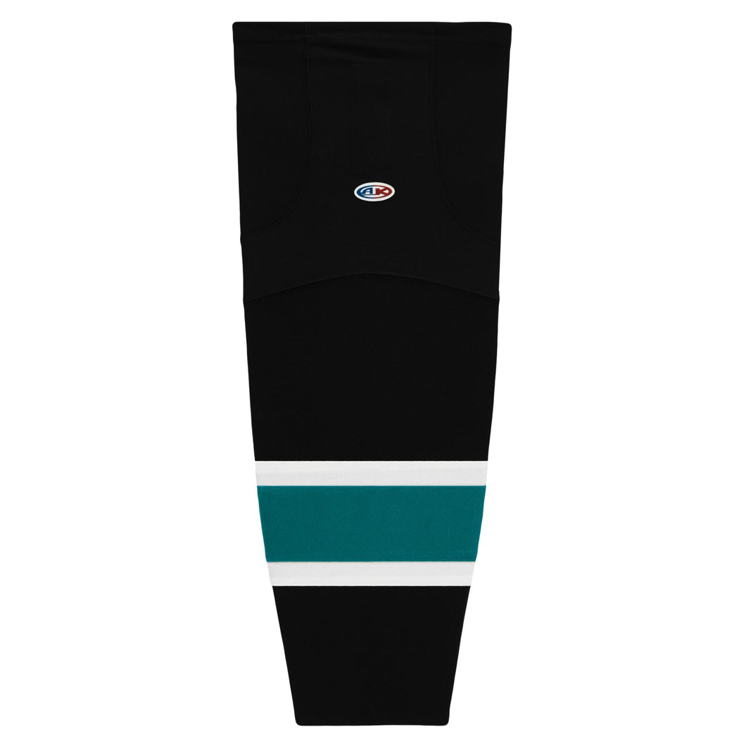 HS2100-634 San Jose Sharks Hockey Socks