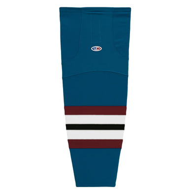 HS2100-645 Colorado Avalanche Hockey Socks