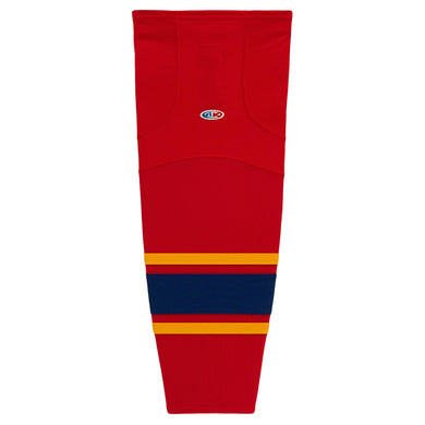 HS2100-662 Florida Panthers Hockey Socks