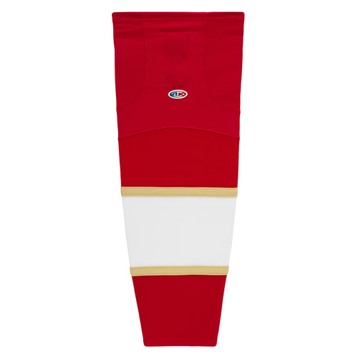 HS2100-668 Florida Panthers Hockey Socks