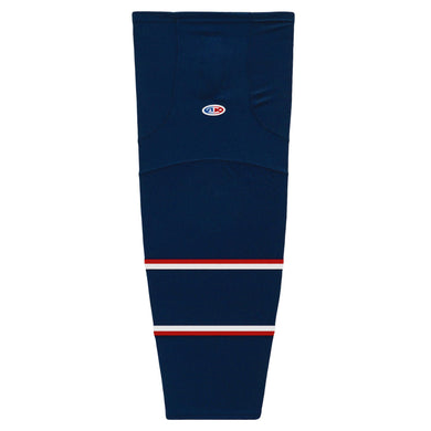 HS2100-688 Columbus Blue Jackets Hockey Socks