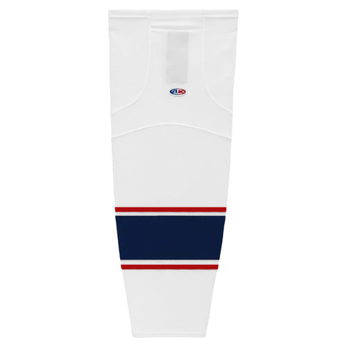 HS2100-689 Columbus Blue Jackets Hockey Socks
