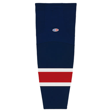 HS2100-690 Columbus Blue Jackets Hockey Socks