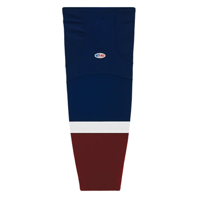 HS2100-844 Colorado Avalanche Hockey Socks