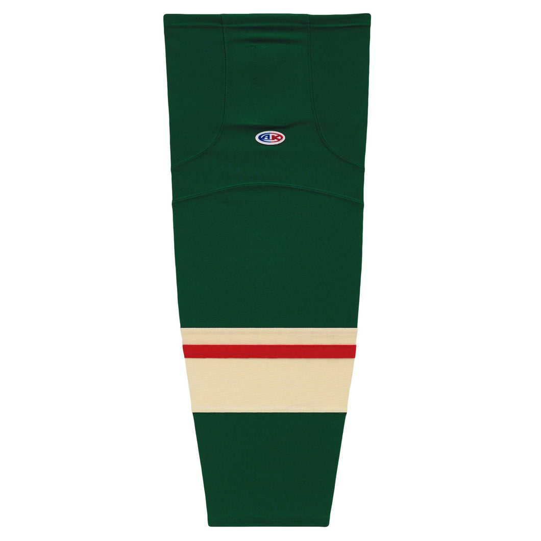 HS2100-860 Minnesota Wild Hockey Socks
