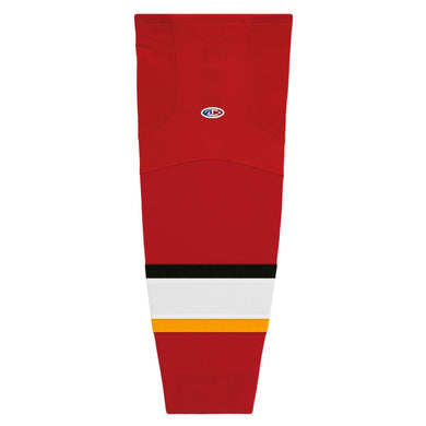 HS2100-883 Calgary Flames Hockey Socks
