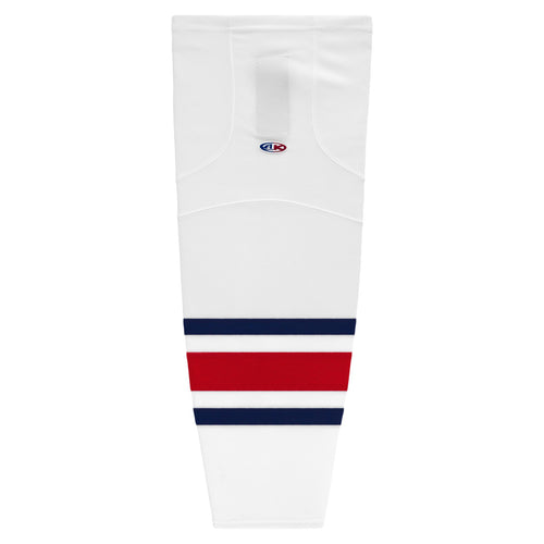 HS2100-891 Columbus Blue Jackets Hockey Socks