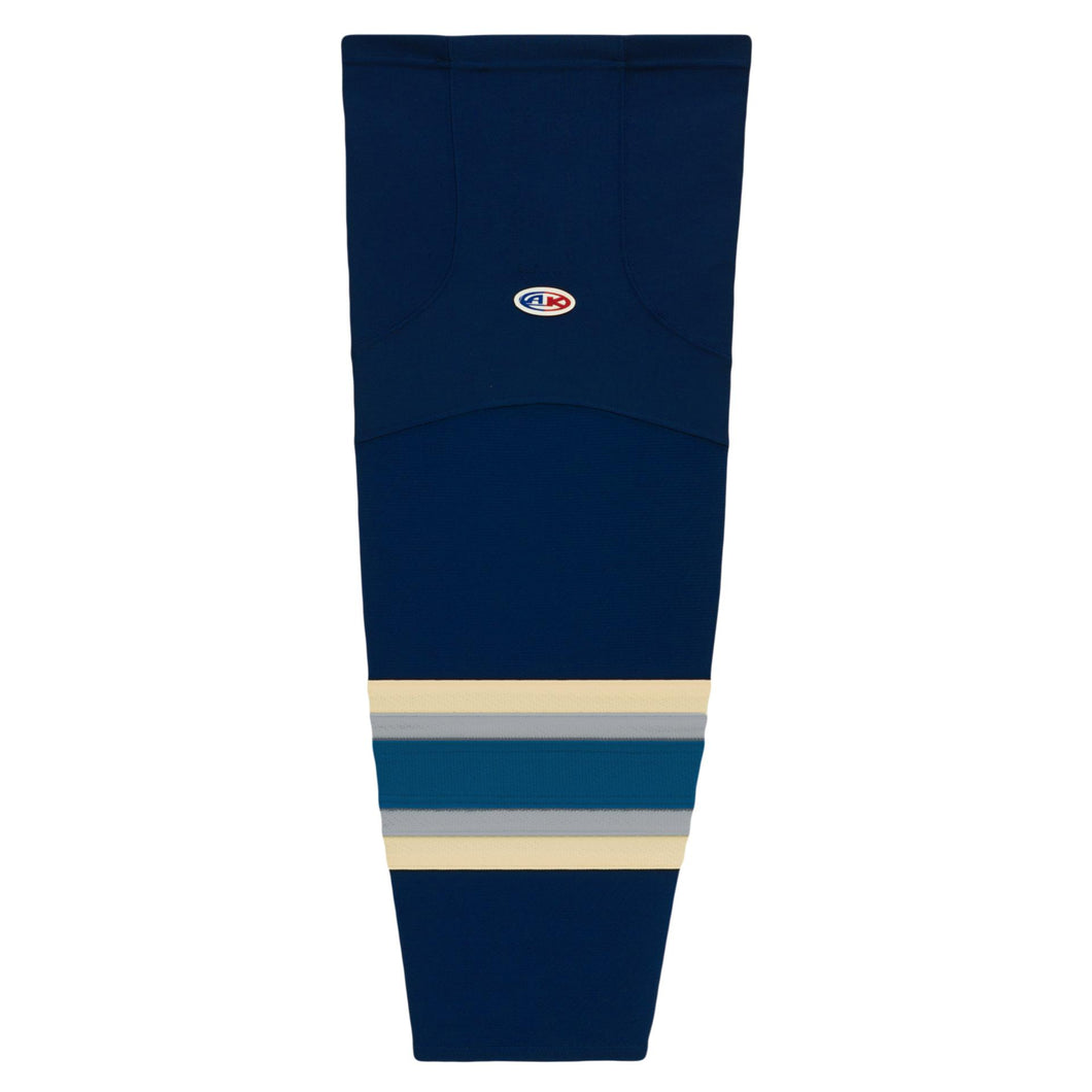 HS2100-892 Columbus Blue Jackets Hockey Socks