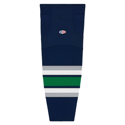 HS2100-943 Hartford Whalers Hockey Socks