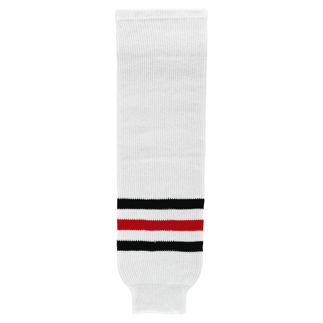 HS630-305 Chicago Blackhawks Hockey Socks